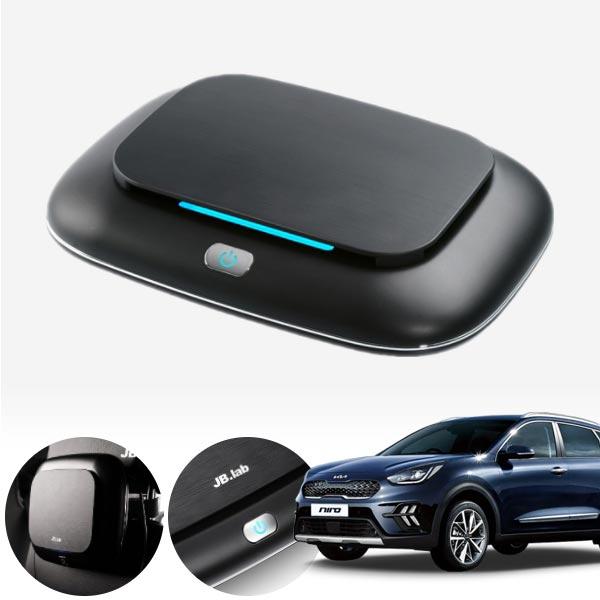 니로 브러쉬리스 저소음 공기청정기 cs02059 차량용품