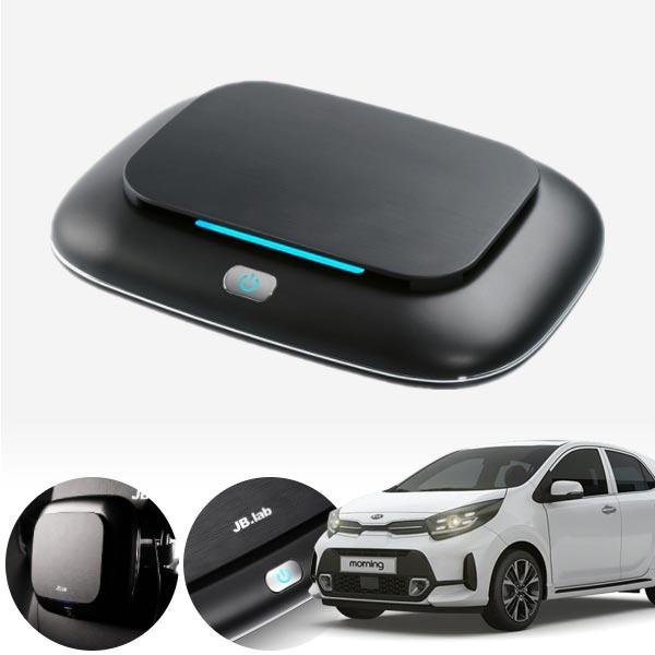 모닝(올뉴)(17~) 브러쉬리스 저소음 공기청정기 cs02062 차량용품
