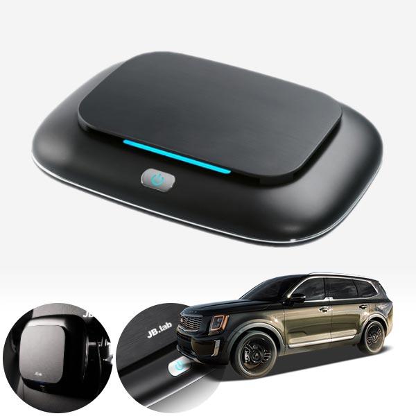텔루라이드 브러쉬리스 저소음 공기청정기 cs02066 차량용품