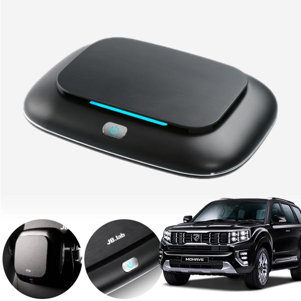 모하비(더마스터) 브러쉬리스 저소음 공기청정기 cs02069 차량용품