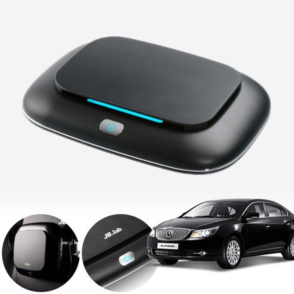 알페온 브러쉬리스 저소음 공기청정기 cs03022 차량용품