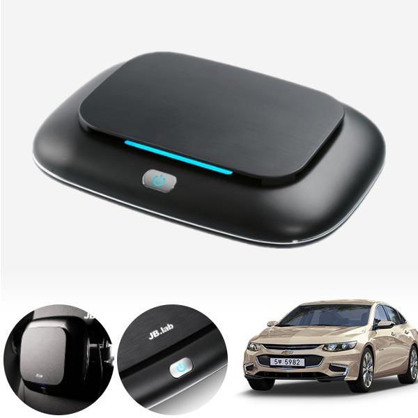 말리부(올뉴) 브러쉬리스 저소음 공기청정기 cs03035 차량용품