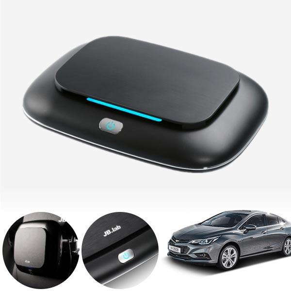 크루즈(올뉴) 브러쉬리스 저소음 공기청정기 cs03036 차량용품