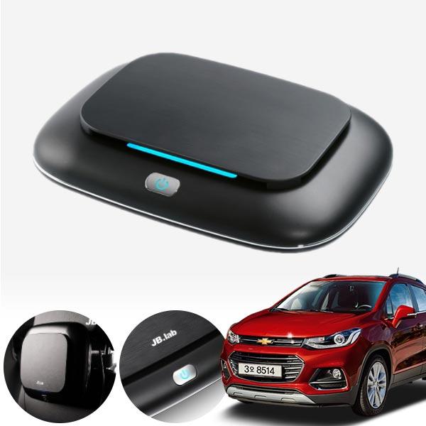 트랙스(더뉴) 브러쉬리스 저소음 공기청정기 cs03037 차량용품