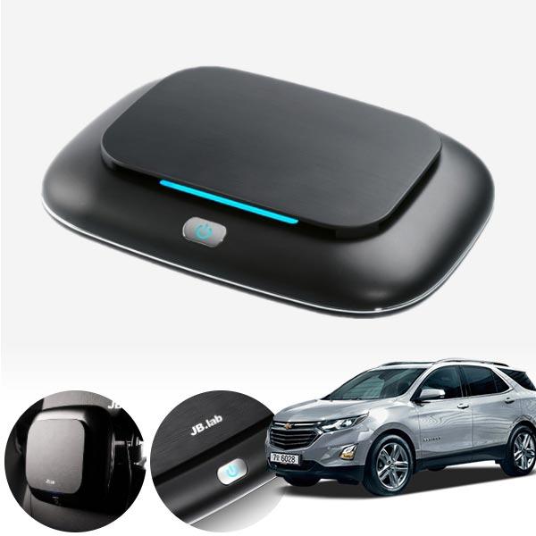 이쿼녹스 브러쉬리스 저소음 공기청정기 cs03038 차량용품