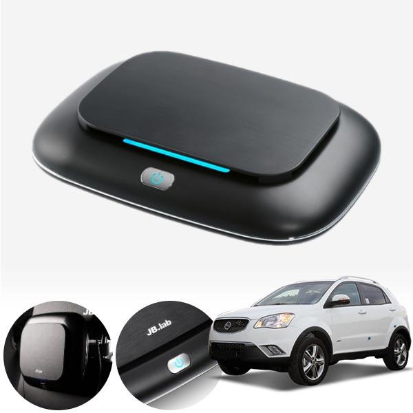 코란도C(11~13) 브러쉬리스 저소음 공기청정기 cs04009 차량용품