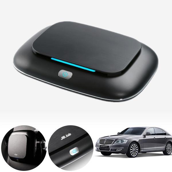 체어맨W(08~) 브러쉬리스 저소음 공기청정기 cs04011 차량용품