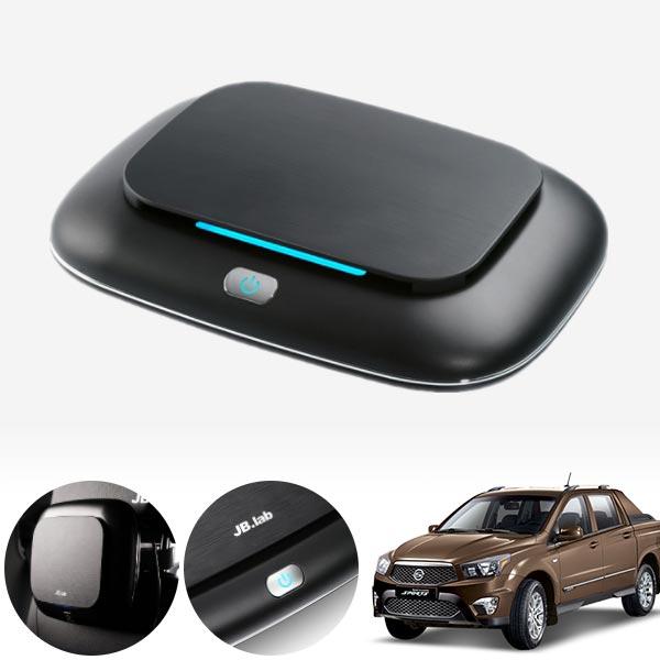 코란도스포츠 브러쉬리스 저소음 공기청정기 cs04014 차량용품
