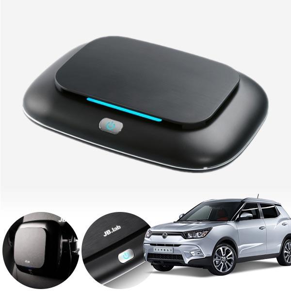 티볼리 브러쉬리스 저소음 공기청정기 cs04015 차량용품