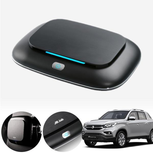 렉스턴스포츠(18~) 브러쉬리스 저소음 공기청정기 cs04017 차량용품