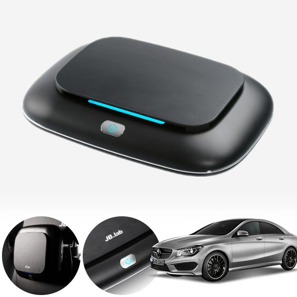 CLA클래스(C117)(14~) 브러쉬리스 저소음 공기청정기 cs07007 차량용품
