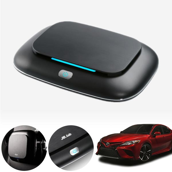 캠리(18~) 브러쉬리스 저소음 공기청정기 cs14021 차량용품
