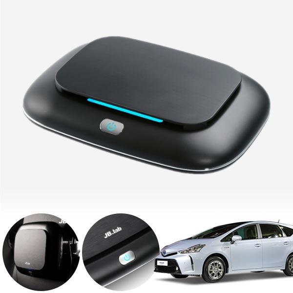 프리우스V(15~) 브러쉬리스 저소음 공기청정기 cs14024 차량용품