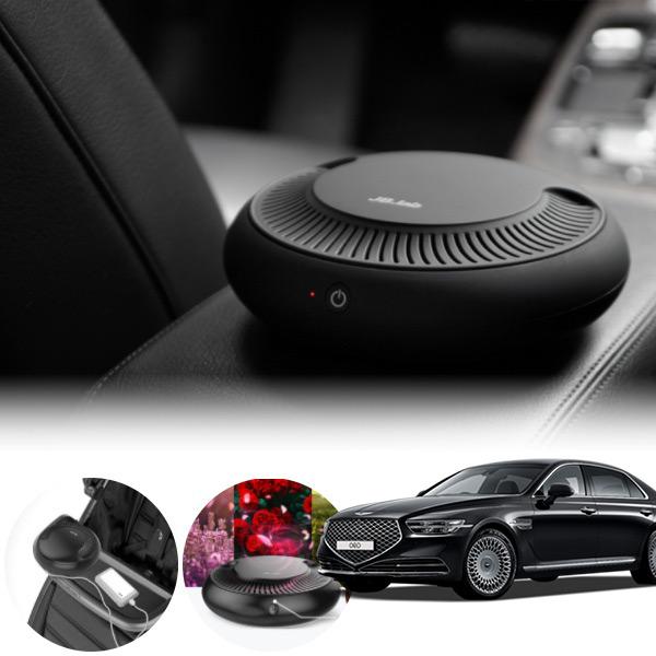 제네시스 G90 애니케어D 차량 공기청정기 cs01077 차량용품