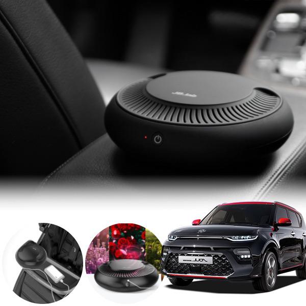 쏘울부스터 애니케어D 차량 공기청정기 cs02065 차량용품