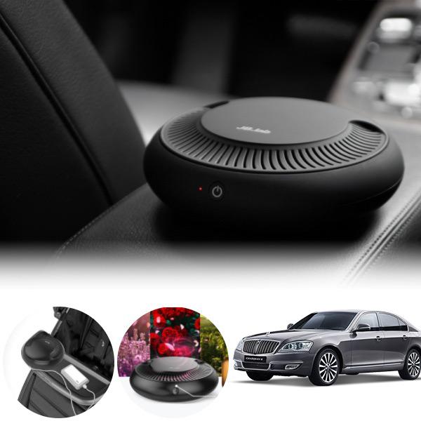 체어맨W(08~) 애니케어D 차량 공기청정기 cs04011 차량용품