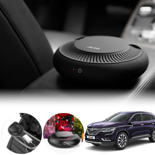 QM6 애니케어D 차량 공기청정기 cs05014 차량용품
