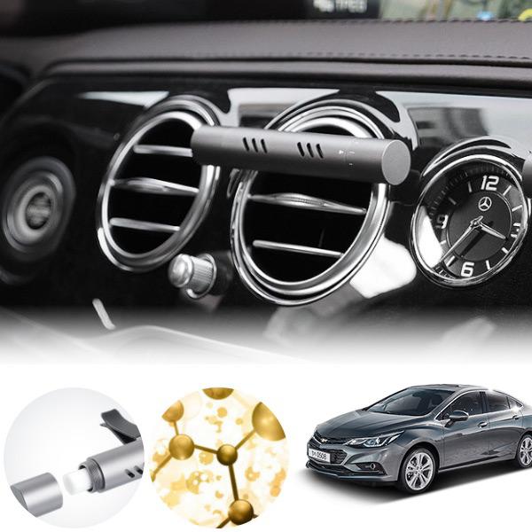 크루즈(올뉴) 클립형 알루미늄 럭셔리방향제 cs03036 차량용품