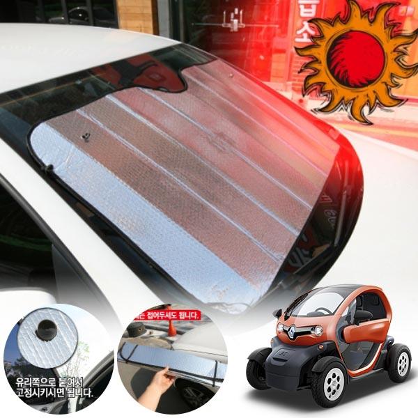 트위지 은박 앞유리커버 UCA-016 cs05016 차량용품
