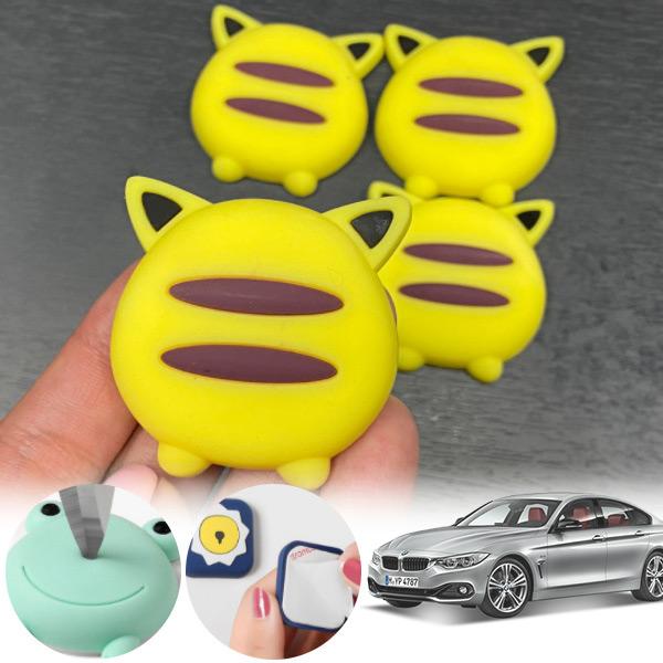 4시리즈(F32)(14~) 유카 노랑궁디 도어가드 4p cs06006 차량용품