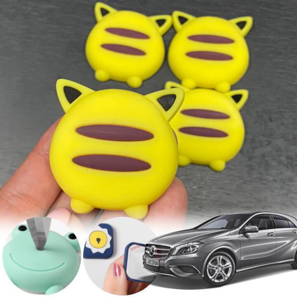 A클래스(W176)(13~18) 유카 노랑궁디 도어가드 4p cs07001 차량용품