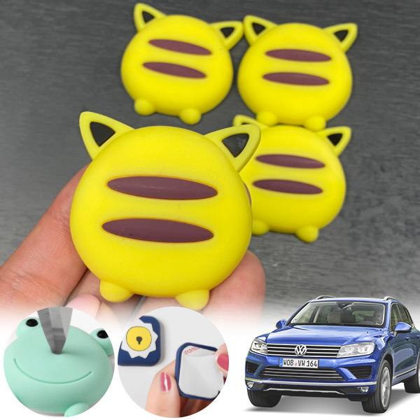 투아렉(뉴)(15~) 유카 노랑궁디 도어가드 4p cs09020 차량용품