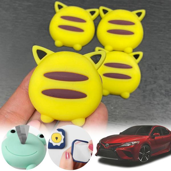캠리(18~) 유카 노랑궁디 도어가드 4p cs14021 차량용품