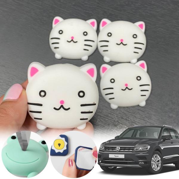 티구안(더뉴)(18~) 유카 귀티 도어가드 4p cs09018 차량용품